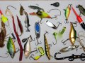 Photo of Fishing Walleye Lures