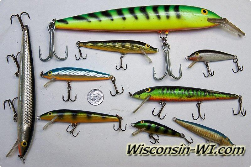 Northern pike fishing lures baits tackle gear used in for Pike fishing lures