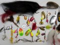 Photo of Inline Spinners / Bucktails / Minnows  for Northern Pike Fishing