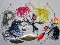 Photos of Spinnerbaits for Bass Fishing