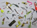 Photos of Panfish Fishing Lures and Tackles