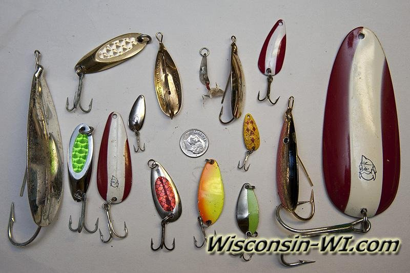 Photo of Fishing Spoons