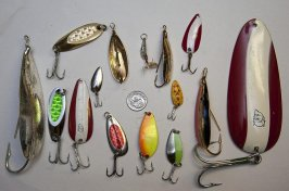 Photos of Fishing Spoons
