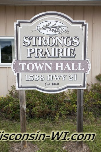 Strongs Prairie Town Hall