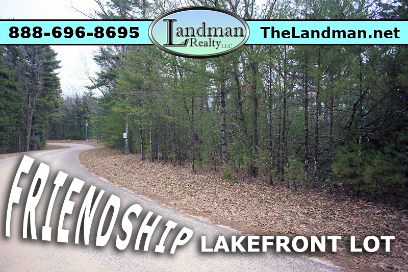 Friendship Lakefront Property for Sale
